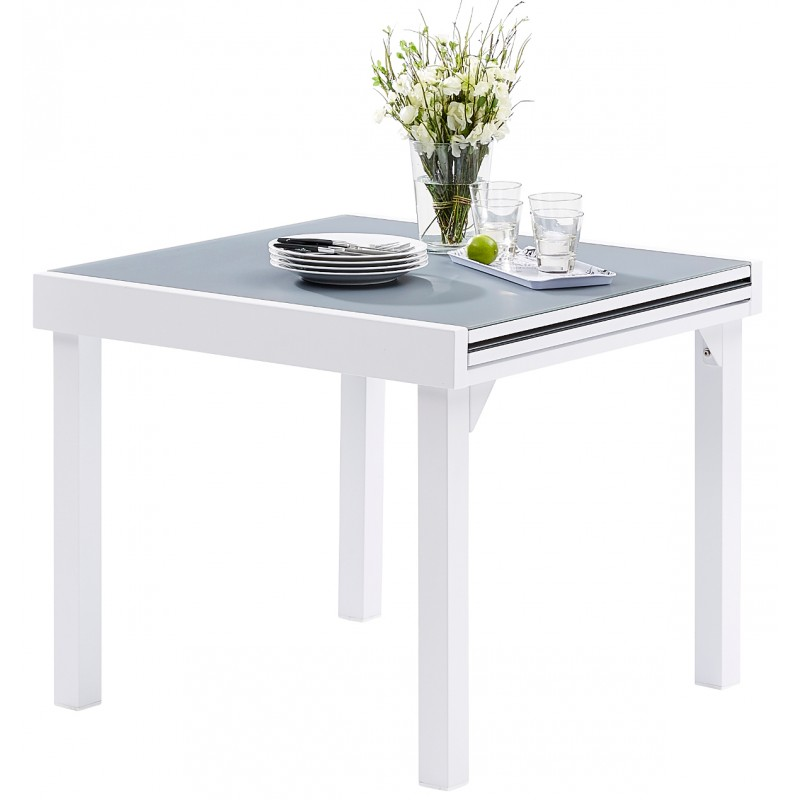 Table repas extensible Modulo 4 à 8 places - WILSA